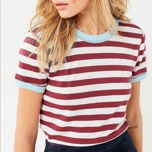 UO striped ringer tee